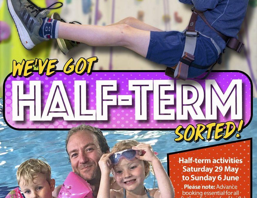 Half-term fun May 2021