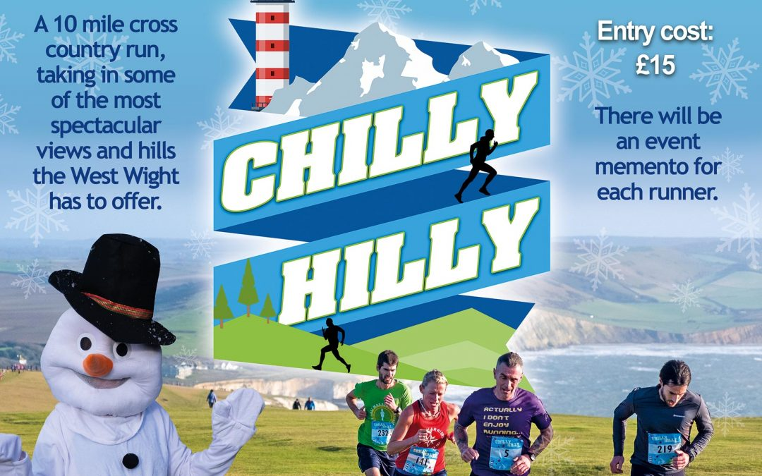 Chilly Hilly 2021 – Sunday 12th December