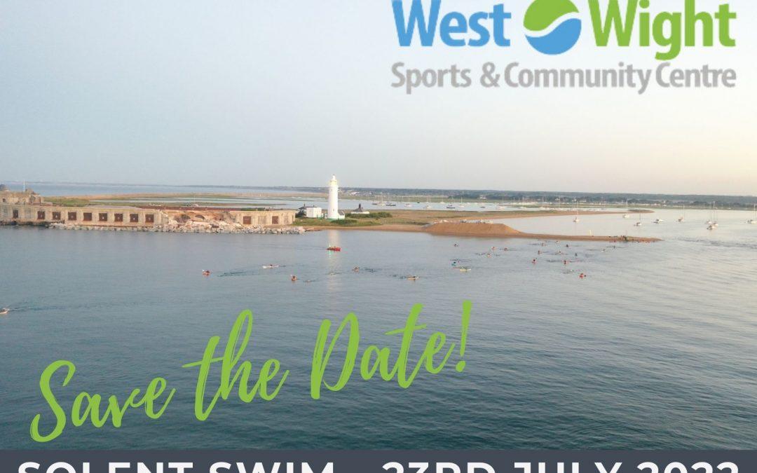 Save the Date – Solent Swim 2022