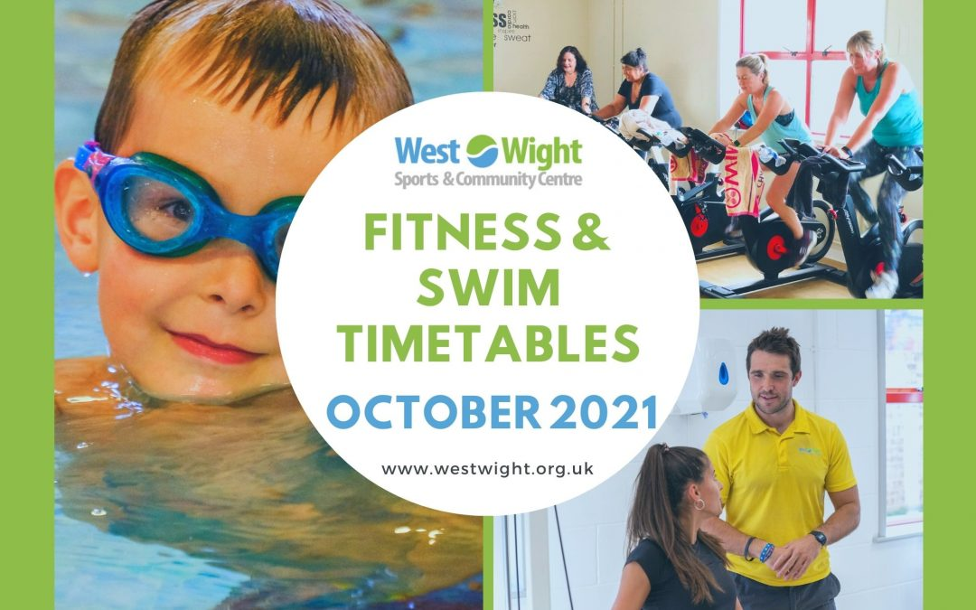 October Timetables